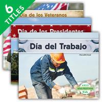 Cover: Días festivos (National Holidays)