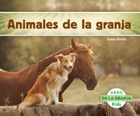 Cover: Animales de la granja (Animals on the Farm)