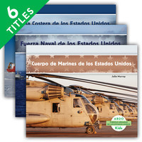 Cover: Fuerzas Armadas de los Estados Unidos (U.S. Armed Forces) (Spanish Version)