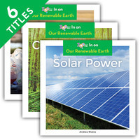 Cover: Our Renewable Earth