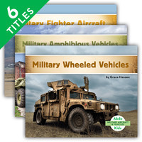 Cover: Military Aircraft & Vehicles