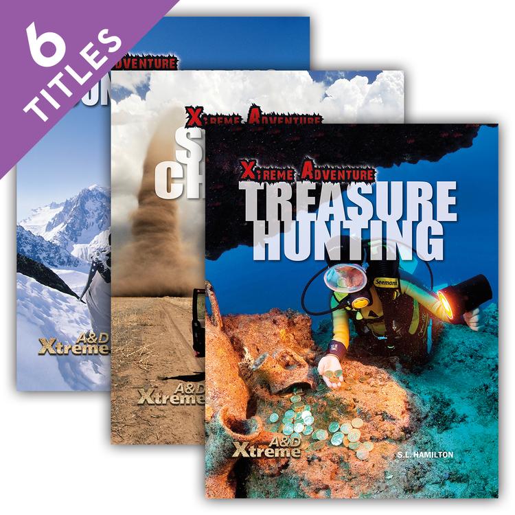 Xtreme Adventure - MidAmerica Books